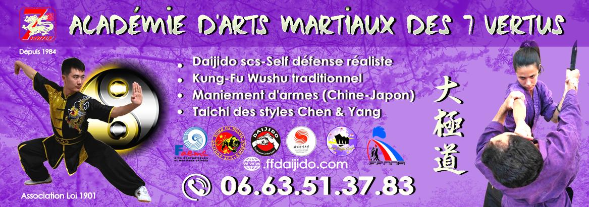 Arts martiaux cours de kung-fu wushu karaté